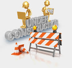 under construction web